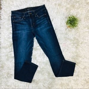 Joes Jeans Ettie Skinny Mid-Rise Jeans Sz 27